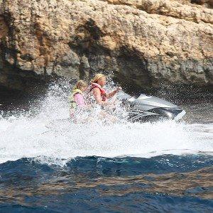 Jet Ski Excursion in Moraira (Alicante)