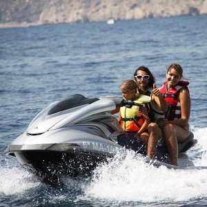 Jet Ski Excursion in Moraira (Alicante)