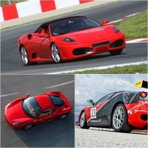 Pack Ferrari Passion in Montmeló Nacional 3km (Barcelona)