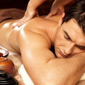 Just for men massage in Madrid