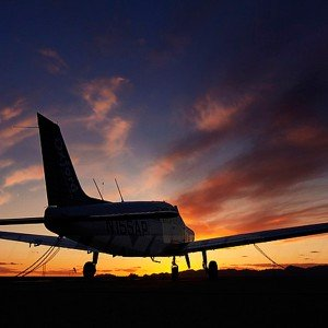 Sunset pleasure flight for two in Igualada (Barcelona)