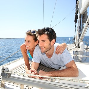 Private Sailing tour for two in Barcelona