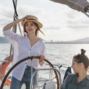 Sailing tour in Barcelona