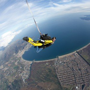 Skydiving PLATINIUM in Empuriabrava (Girona)