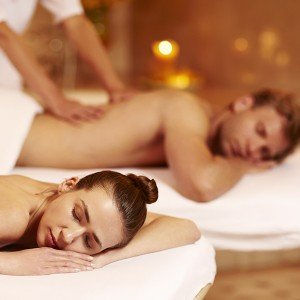 Aromatic Bali and Thai massage for two in Barcelona