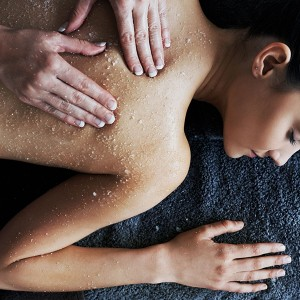 Body Scrub + massage in Barcelona