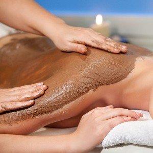 Body Wrap treatment + massage in Barcelona