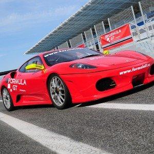 VIP Ferrari F430 Challenge in Cheste 3,1km (Valencia)