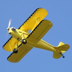 Acrobatic flight in Sabadell (Barcelona)