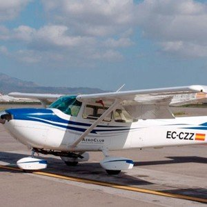 Pleasure flight for two in Sabadell (Barcelona)