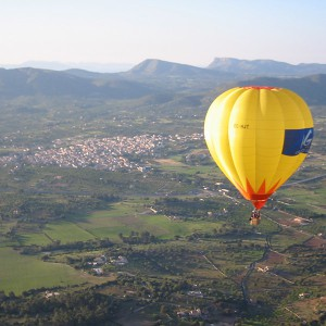Private hot air balloon flight in Mallorca (Islas Baleares)