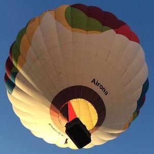 Hot air balloon flight + breakfast in Verges - L'Empordà (Girona)