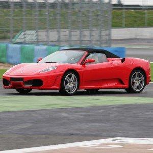 Conducir un Ferrari F430 en circuito en Kotarr 1,8km (Burgos) - 1 vuelta