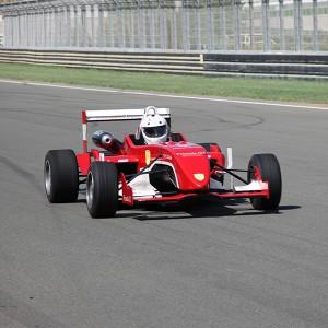 Conducir un Fórmula 2.0 en circuito en Brunete 1,6km (Madrid) - 4 vueltas