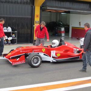 Conducir un Fórmula 2.0 en circuito en Campillos 1,6km (Málaga) - 2 vueltas