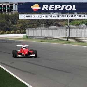 Conducir un Fórmula 2.0 en circuito en Cheste 3,1km (Valencia) - 1 vuelta