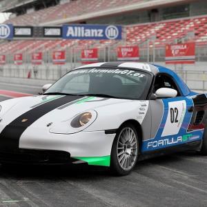 Drifting con Porsche en Jarama Drift (Madrid) - 3 vueltas