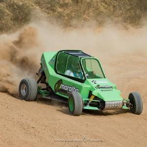 Experiencia Rally Kart Cross en Les Useres (Castellón) - 14 vueltas