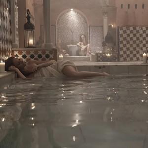 Baños Árabes en Granada