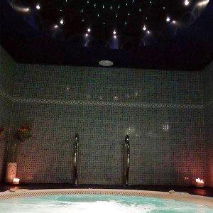 Baño turco + masaje + jacuzzi con cromoterapia en Arroyo de la Encomienda (Valladolid)