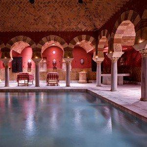 Baños árabes + masaje para dos en Córdoba