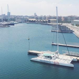 Excursión en barco con baño en Valencia