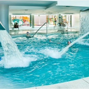 Circuito Spa Aqua Center en Benidorm (Alicante)