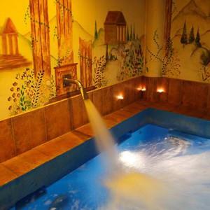 Circuito termal privado + masaje en Barcelona