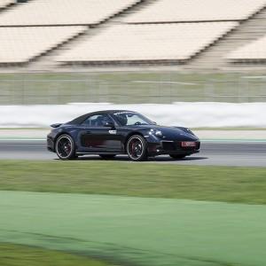Conducir un Porsche 991 en Montmeló Nacional 3km (Barcelona)