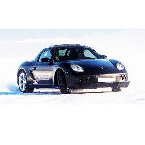 Conducir Porsche en circuito de nieve en Circuit de Nieve Grandvalira (Andorra)