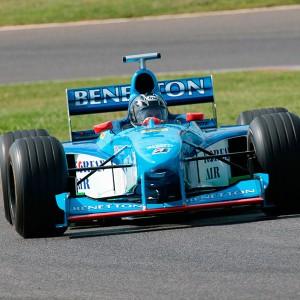 Conducir un Fórmula 1 en Montmeló GP 4,7km (Barcelona) Edición Limitada