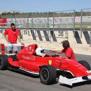 Conducir un Fórmula 2.0 en circuito en Chiva 1,6km (Valencia)