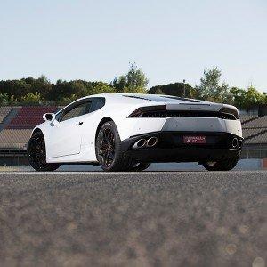 Conducir un Lamborghini Huracán en Motorland Escuela 1,7km (Teruel)