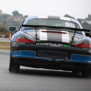 Copilotaje Extremo Drift de Porsche en circuito en Can Padró 2,2km (Barcelona)
