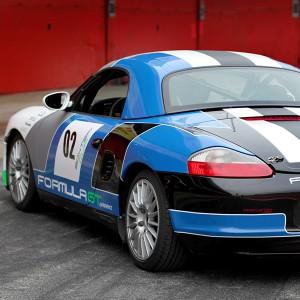 Conducir un Porsche Boxster Cup en circuito en Sevilla 1,5km (Sevilla)