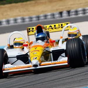 Copilotaje Extremo Fórmula 1 Triplaza en Montmeló GP 4,7km (Barcelona)
