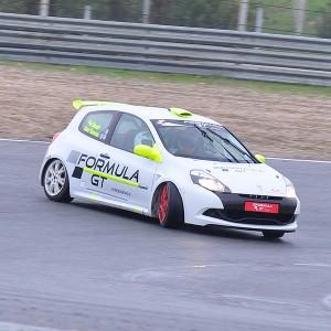Copilotaje Extremo Renault Clio Cup en circuito en El Jarama 3,8km (Madrid)