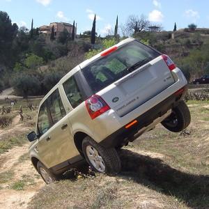 Curso privado de conducción 4x4 en Sant Sadurní d'Anoia (Barcelona) - conductor + acompañante