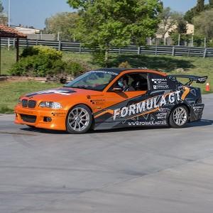 Curso Drift con BMW en circuito asfalto FK1 (Valladolid)