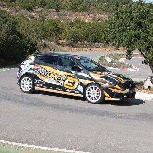 Drift control con easydrift en Les Useres (Castellón)