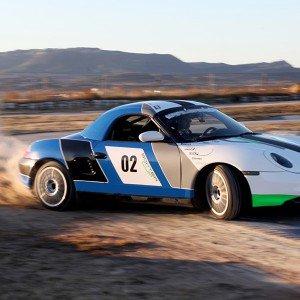 Drifting con Porsche en Montmeló Drift (Barcelona)