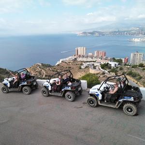 Excursión en buggy en Benidorm (Alicante)
