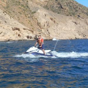 Excursión en Moto Acuática en Denia (Alicante)
