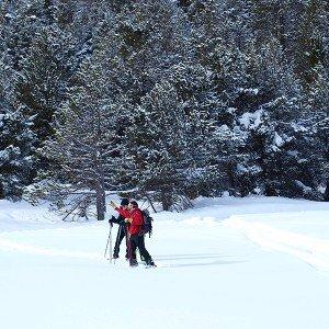 Excursión raquetas de nieve temporada 2019/20 en Grandvalira (Andorra)