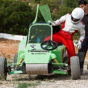 Experiencia Rally Kart Cross en Les Useres (Castellón)