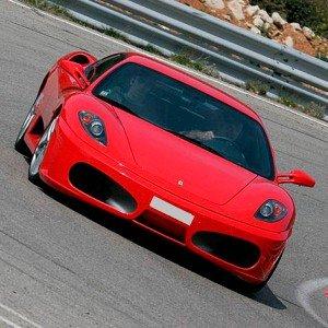 Ferrari circuito + carretera en Los Arcos 3,9km (Navarra)