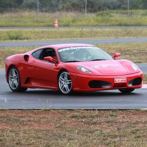 Ferrari circuito + carretera en Montmeló Nacional 3km (Barcelona)