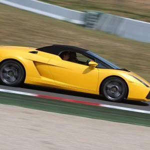 Lamborghini circuito + carretera en Montmeló Nacional 3km (Barcelona)