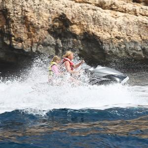 Moto Acuática al Cabo de la Nao en Moraira (Alicante)
