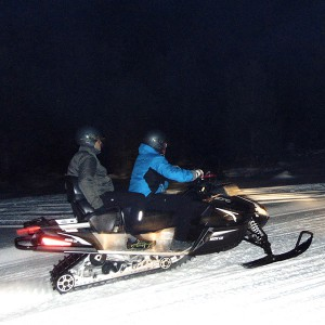 Moto de nieve nocturna + cena para 2 temporada 2020/21 en Grandvalira (Andorra)